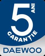 daewoo-5 ani-garantie